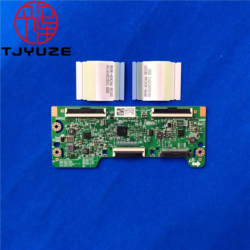 Good test work for BN95-02703A T-CON board UE55M5520AK UE55M5520 UE55M5510AK logic board UE55M5500AK UA55K6800AJ BN41-02292A недорого