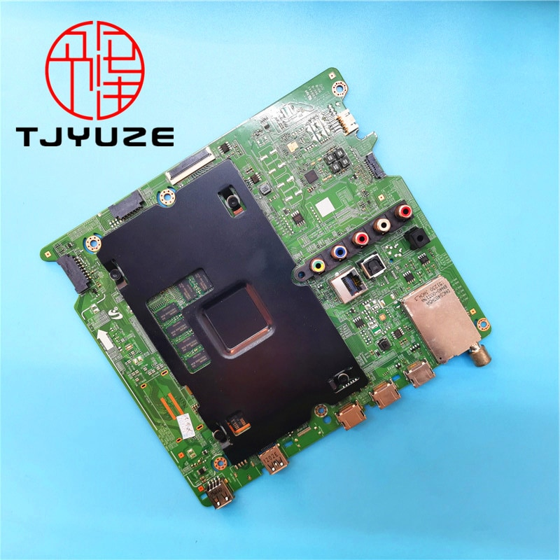 Good test main board BN41-02345A BN41-02345 motherboard for UA55JU5900JXXZ UA55JU50SWJXXZ UA55JU5910JXXZ UA55JU5920J Used good working original quality for se360 390 bn96 35417c bn41 02313a key switch control board for t24e390ew used and test