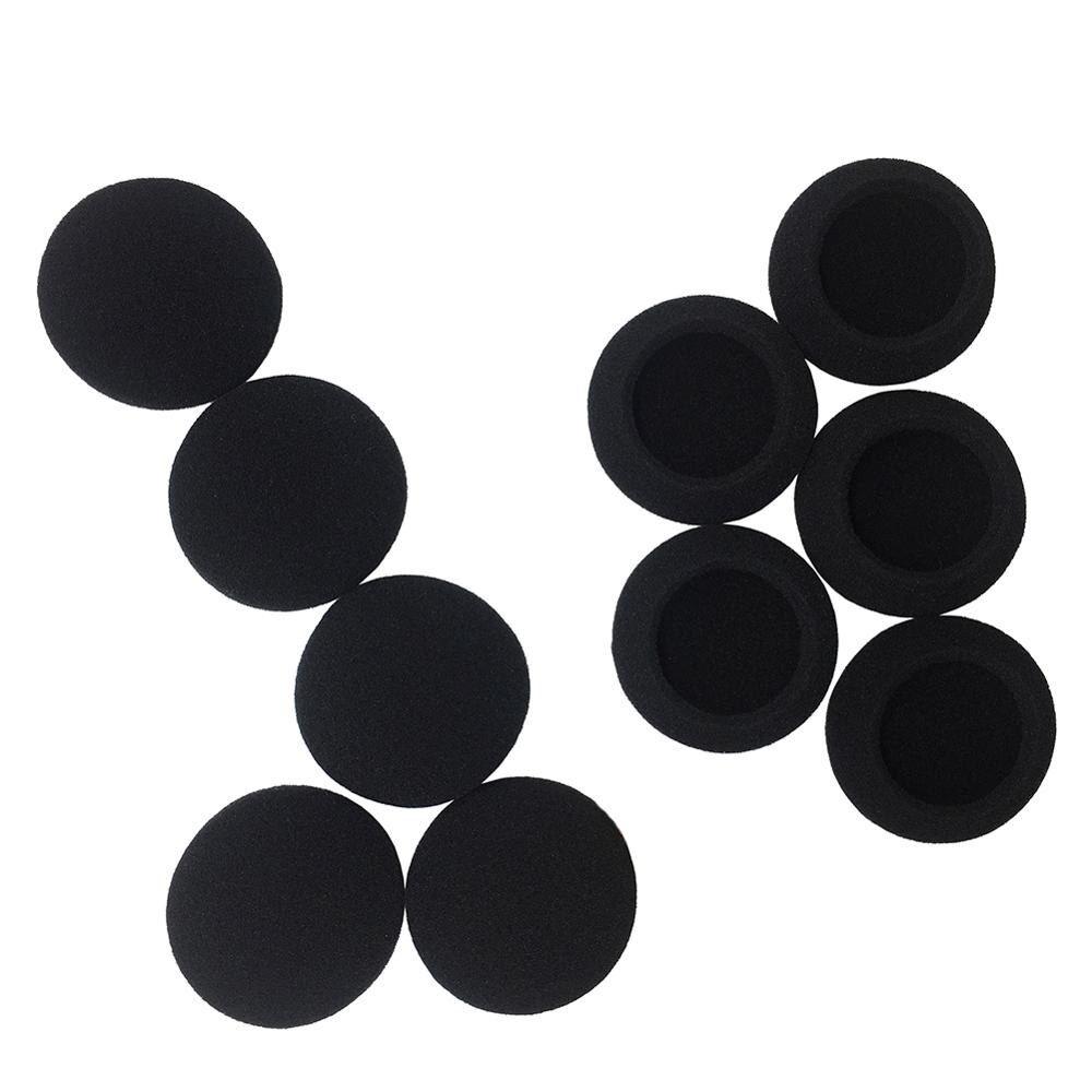 EarTlogis Sponge Replacement Ear Pads for Philips SHB-6100 SHB-6110 Headset Parts Foam Cover Earbud Tip Pillow enlarge