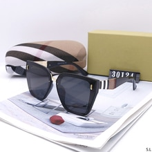 2021 New Top Brand Sunglasses Women Oversized Glasses Cat Eye Big Frame Sun Glass Fashion Designer P