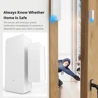 Alarme de porte et fenetre magnetique sans fil  capteur  anti-cambriolage  securite domestique  son eleve  decibel eleve