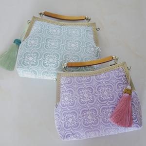 Angelatracy 2020 Girl Handmade Frame White Women Lace Hollow Out Handbag Exquisite Chic Feminine Vintage Clutch Bag Handbag Bags