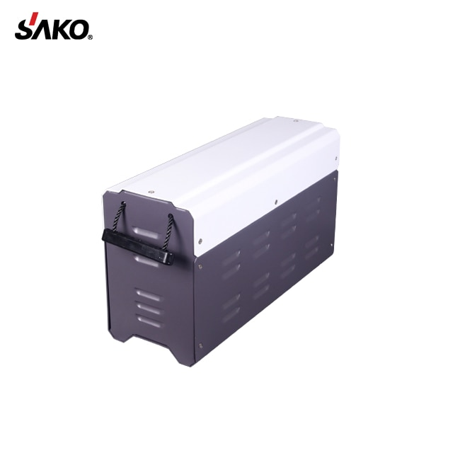 SAKO LIFEPO4 energía solar 100ah 48v batería de litio León para almacenamiento solar ciclo profundo