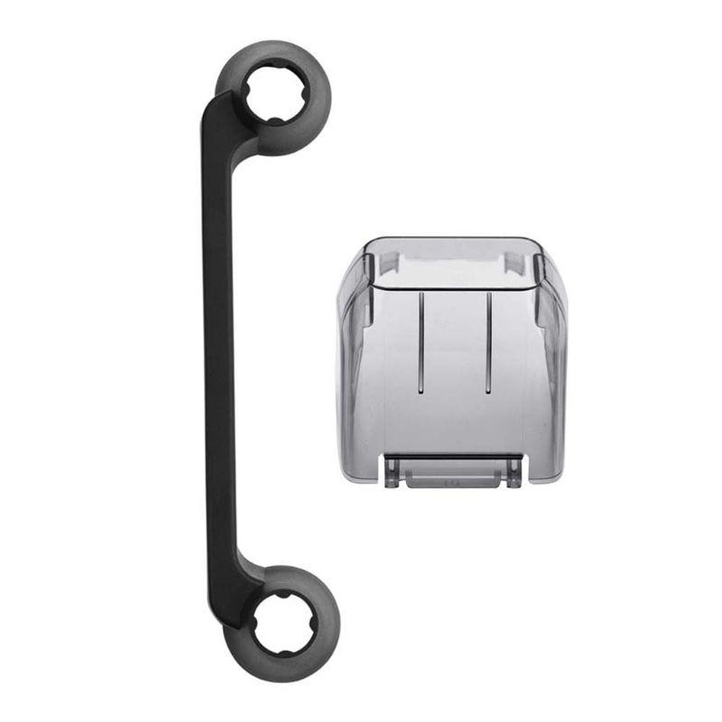Tapa Protectora de lente Control remoto pulgar Stick Rocker Cover para DJI Mavic Mini