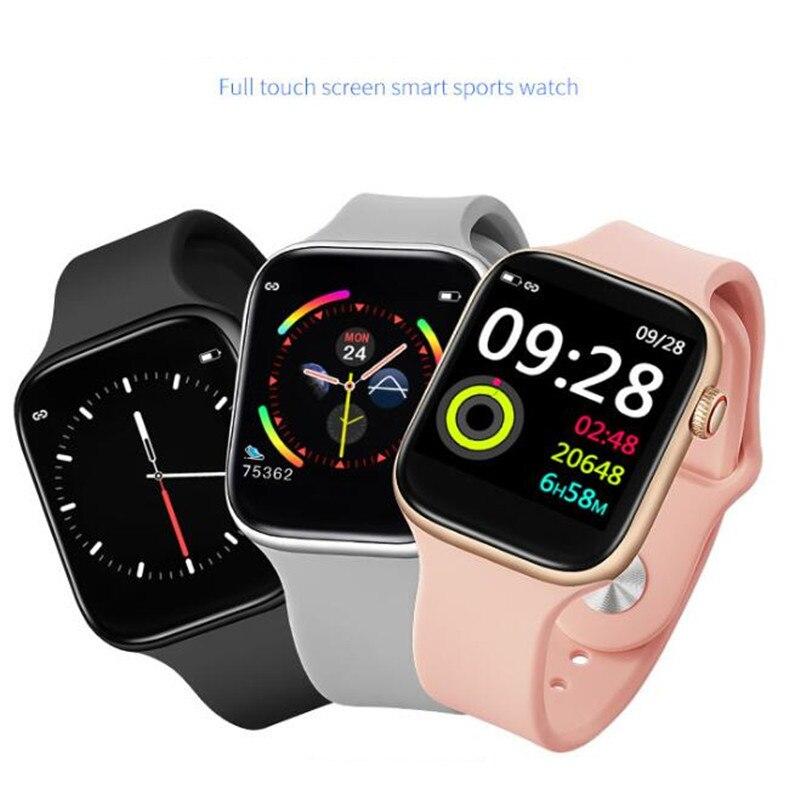 W4 Smart Watch Men Women Blood Pressure Smartwatch Waterproof IP67 Heart Rate Tracker Sport Clock Watch Smart Activity Fitness
