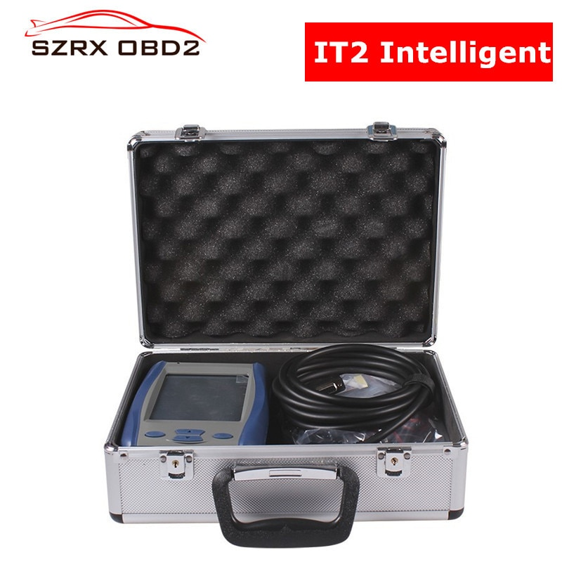 Herramienta de diagnóstico para Toyota IT2 V2017.1 probador inteligente Tester2 IT2 para Toyota/para Suzuki con osciloscopio envío gratis