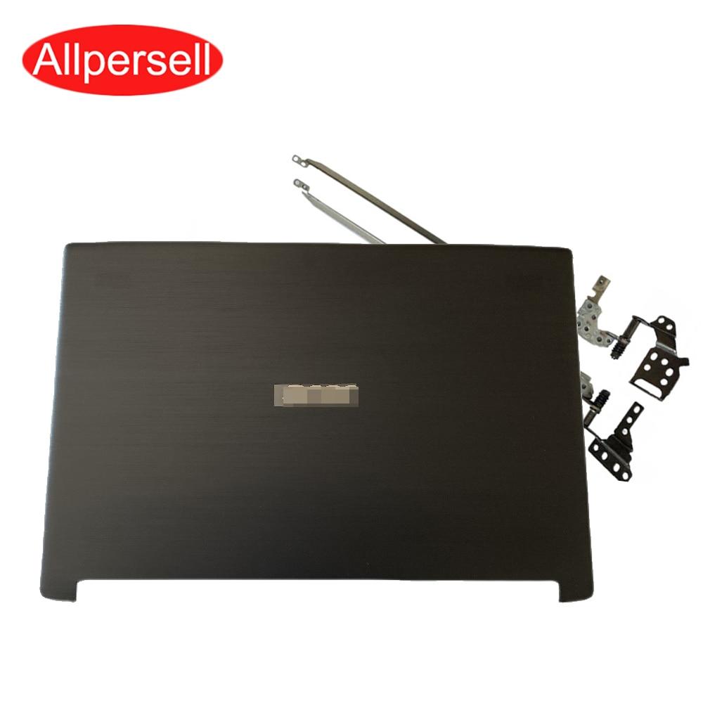 محمول الغطاء العلوي حالة لشركة أيسر A515-51G N17C4 A615 A715 A315-33G A515-41G LCD الخلفي قذيفة الحدود المفصلي