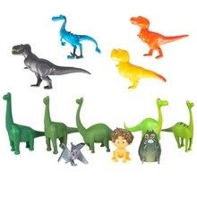 Dinosaure gâteau Topper Jungle Safari gâteau décor joyeux anniversaire fête décor enfants jouet cadeaux dinosaure anniversaire garçon faveurs Dino