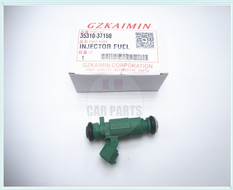 TOP Fuel injector for HYUNDAI SONATA SANTA FE TIBURON TUCSON FOR OPTIMA SPORTAGE 2.5 2.7L 35310-37150 9260930004 3531037150