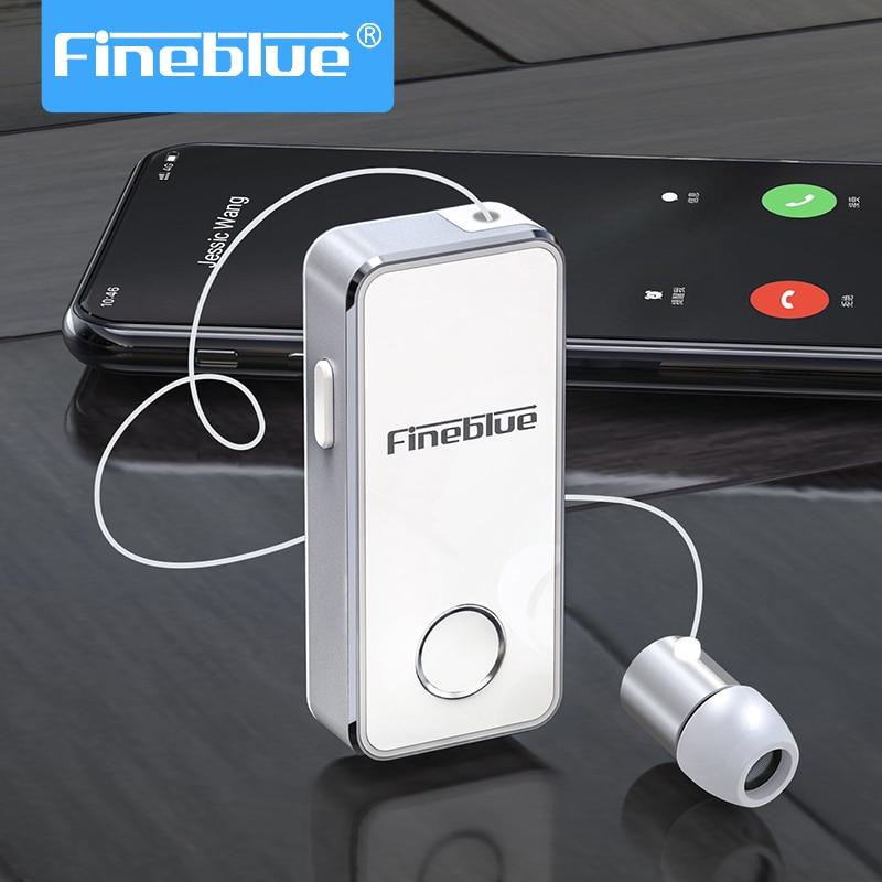 Fineblue-سماعة رأس لاسلكية F2 Pro مزودة بتقنية البلوتوث 5.0 وسماعة رأس استريو من سبائك الألومنيوم قابلة للسحب وإلغاء الضوضاء F920