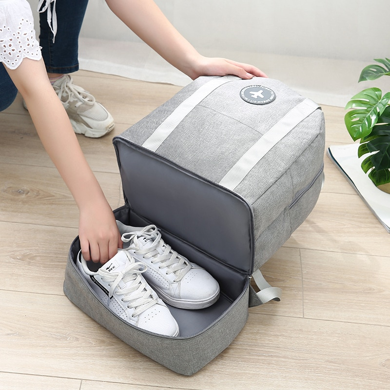 Organizador de Roupas Acessórios do Armazém à Prova Dwaterproof Água Viagem Necesserie Bagagem Bolsa Multifuncional Turismo Sapato Independente