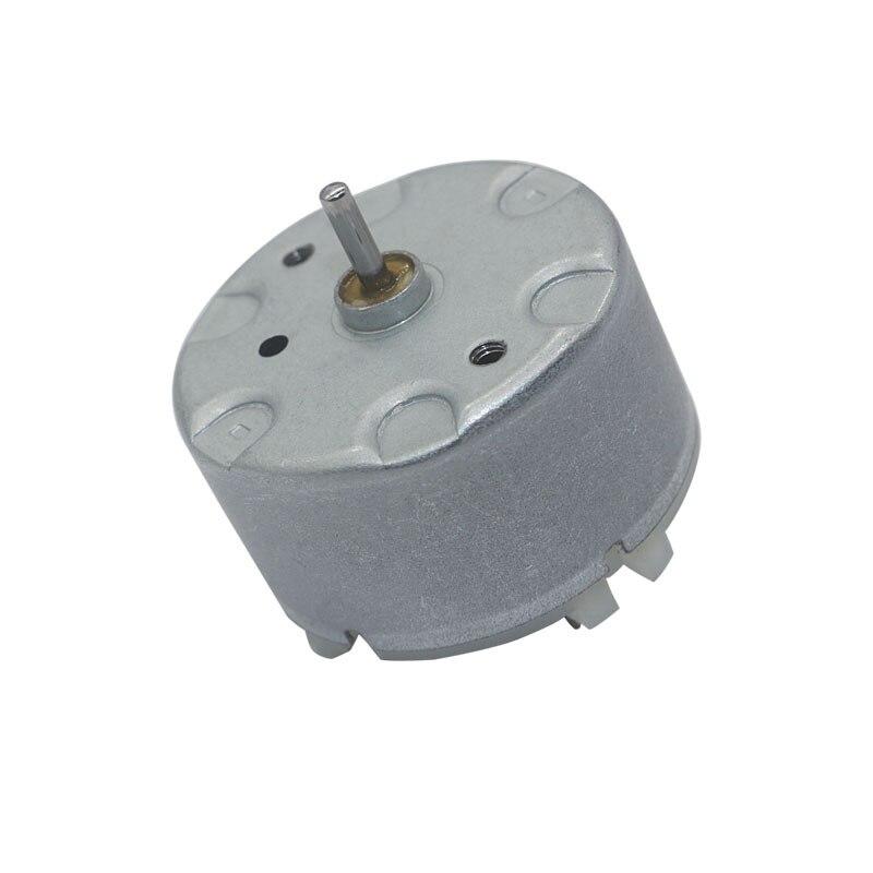 2 uds. Mini Motor 24V DC 12 V 6400rpm Micro eléctrico de alta velocidad 12 voltios V Moter alarma licuadora fragancia inversa motores DIY inteligente