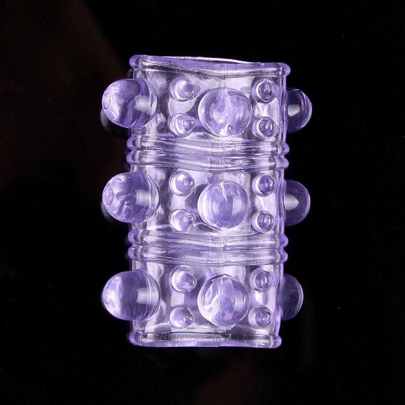 Anillo del silicona para el pene ajustable condón de lujo manga del pene Ultra juguete sexual barato cabeza a pene, productos sexuales anillo de pene