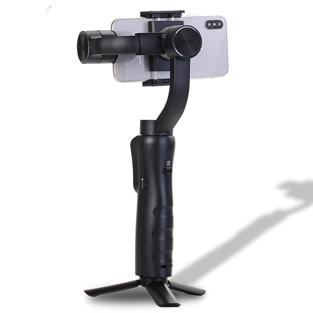 3 Axis Anti-Shake Selfie Stick Handheld Gimbal for Smartphone Camera Stabilizer iOS iPhone& Android APP Controls Phone enlarge