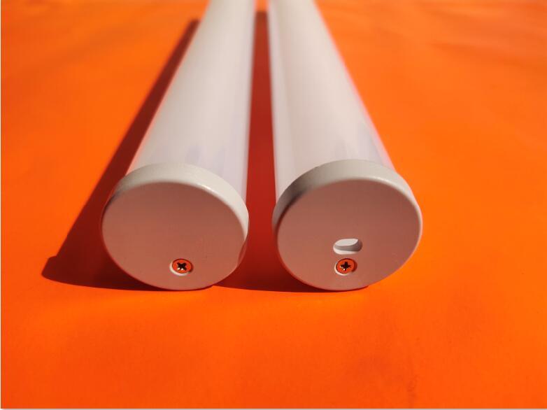 Envío Gratis, fabricante de perfiles de aluminio industrial extruido con ranura en v redonda de un cuarto, de china, 2 m/unids, 80 m/lote