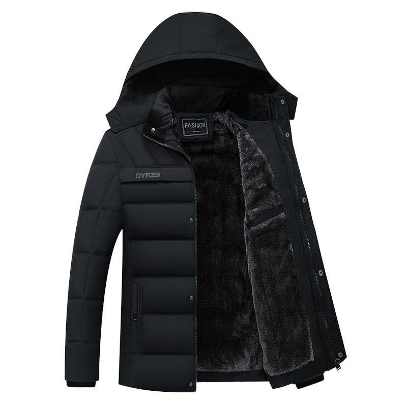 Popular Design 2020 Trend Fashion Hoodie Corduroy Lined Jacket  Winter Mens Jackets Coats