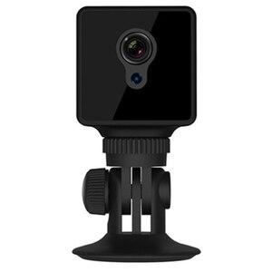 IP-камера для домашней безопасности S8, беспроводная сетевая мини-камера наблюдения с Wi-Fi и функцией ночного видения, радионяня, работает
