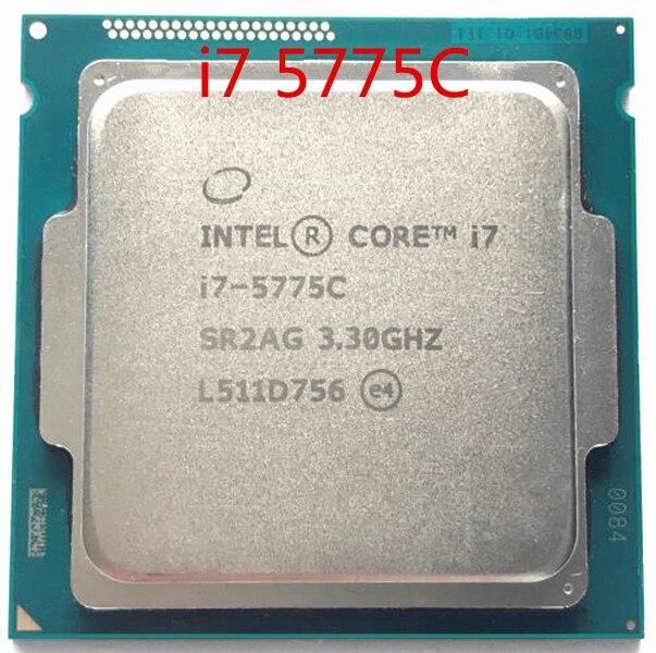 Intel Original Core I7 5775C I7-5775C 3,3 GHz 14nm quad core desktops 65 W CPU Prozessor scrattered stücke