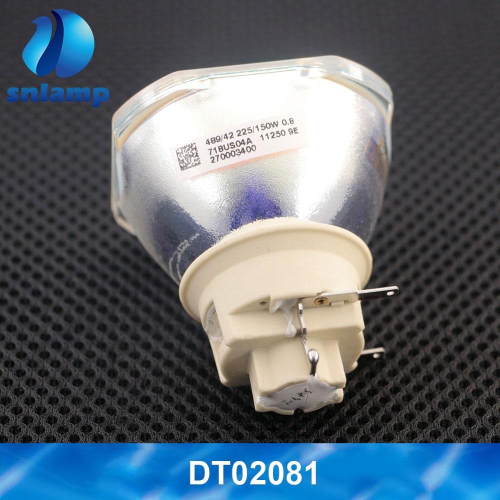 100% bombilla de proyector Original DT02081 para Hitachi CP-EX303/CP-EX3051WN/CP-EX3551WN/CP-EX4551W UHP 225/150W 0,8 E19.6