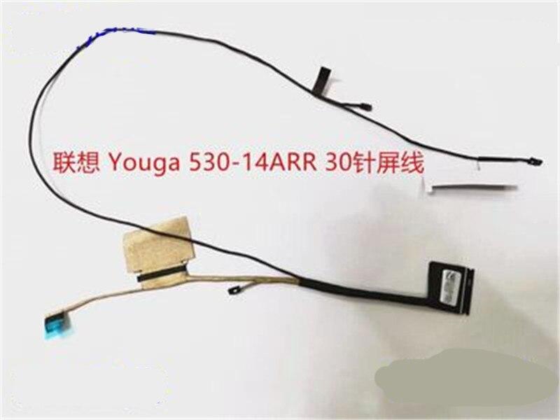كابل LCD لجهاز Lenovo Yoga, 530-14Arr Yoga530 ، 30pin EYG10 eDP Flex DC020021A00