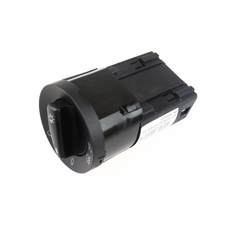SCJYRXS New Headlight Control Switch Fog Light Knob 1C0 941 531A For Passat B5 B5.5 Lupo Golf Bora Polo 1C0941531A 1C0 941 531 A