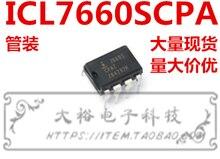 10 pièces ICL7660SCPA ICL7660 DIP-8 original en stock