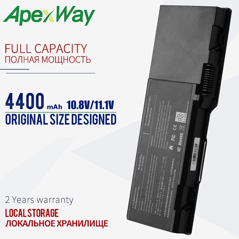 11,1 V batería de 6 celdas GD761 para dell E1505 6400, 1501 para la latitud 131L para Vostro 1000, 451-10339, 451-10424 JN149 KD476 PD942 PD945
