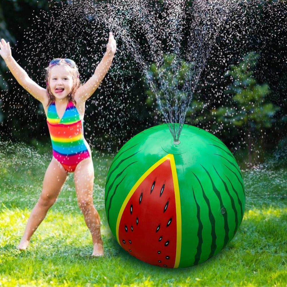 Bola de Agua pulverizada inflable de 60CM para niños, Mega Bola de...