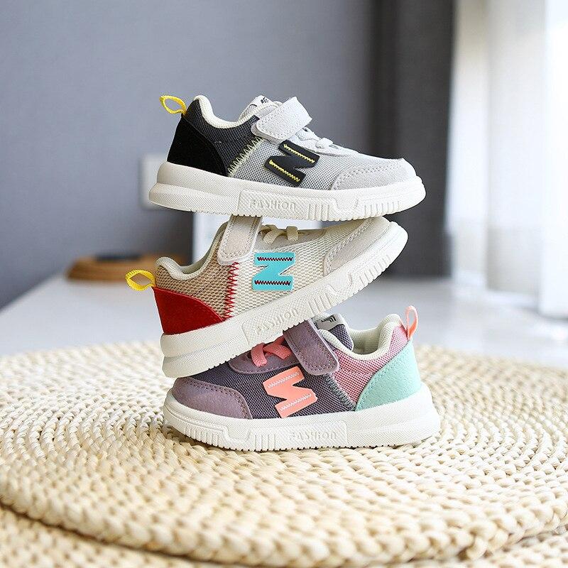 2021 детская обувь, Весенняя функциональная обувь, спортивная обувь, сетчатая обувь, детская обувь для малышей, детская обувь