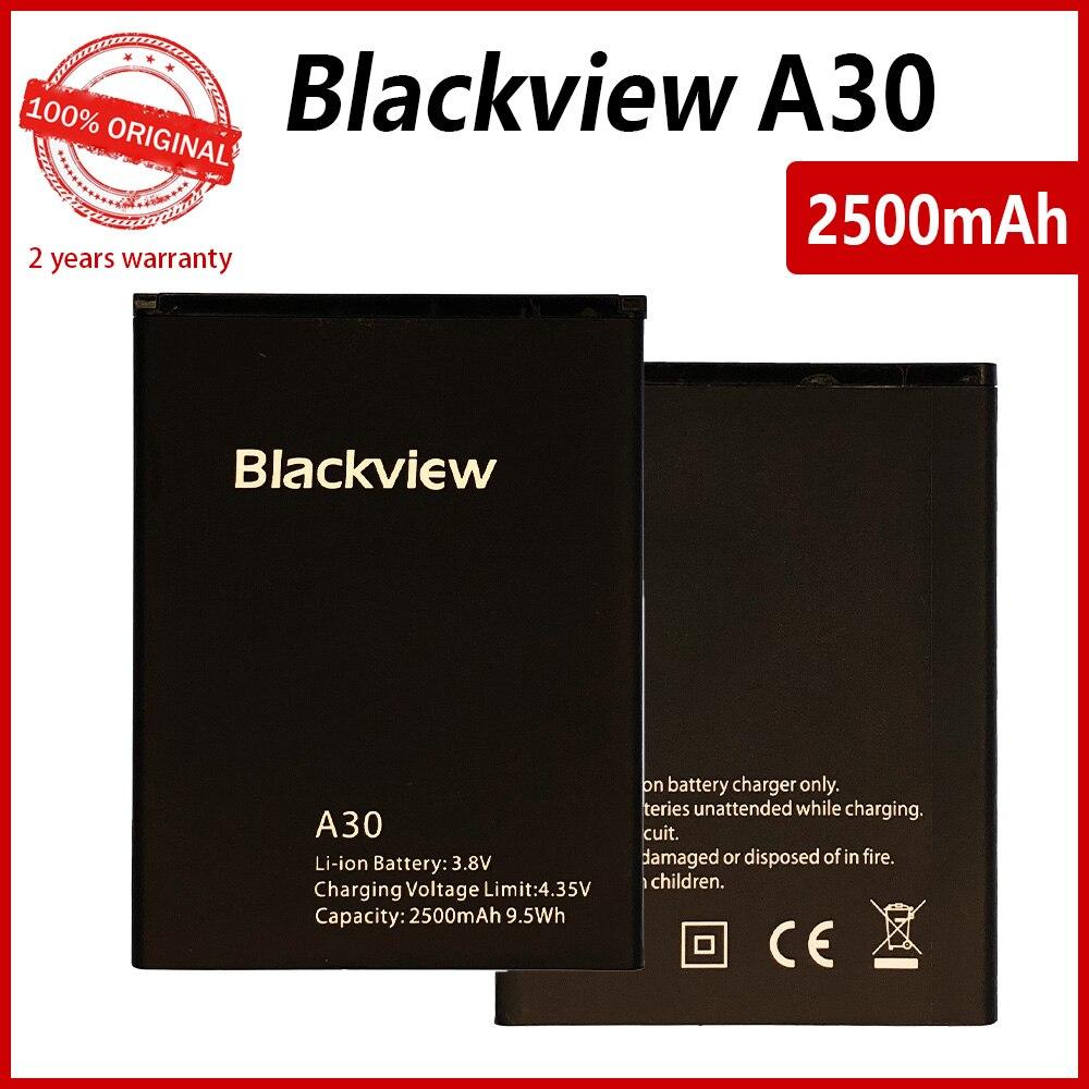 100% Оригинальный 2500 мАч A30 аккумулятор для телефона Blackview Pro высококачественные батареи с номером отслеживания