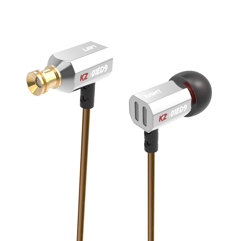 ED9 3.5mm in ear Earphones Heavy Bass HIFI DJ Stereo Earplug noise isolating KZ Headset Earphone For KZ ED9 AS10 ZS10 CCA C10