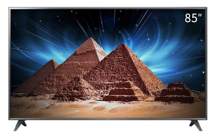 4K 85 pulgadas monitor de pantalla de televisión de francés alemán español inglés portugués ruso Idioma wifi smart led TV