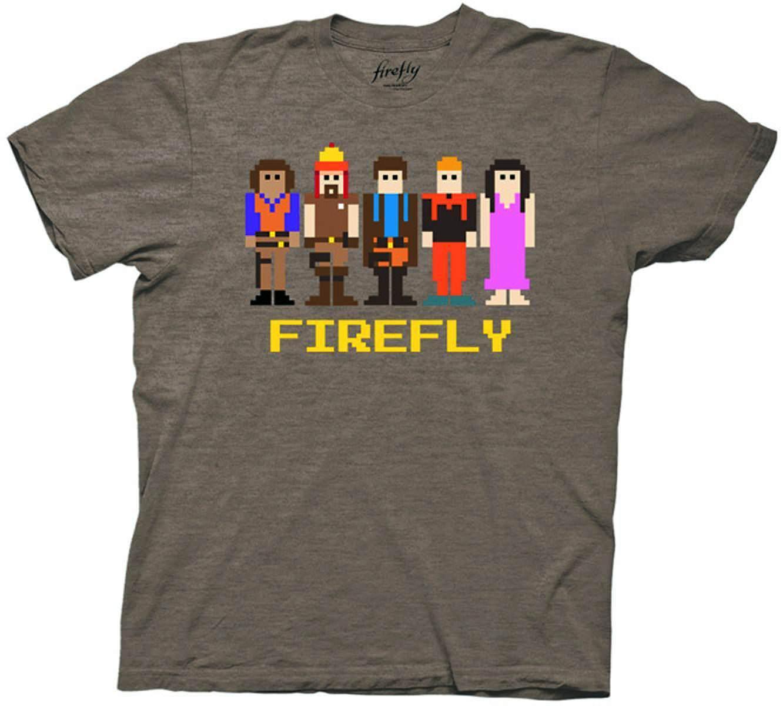 Refly 8-Bit Crew Chocolate brezo t-shirtcool Casual pride camiseta hombres Unisex camiseta de moda envío gratis camisetas divertidas