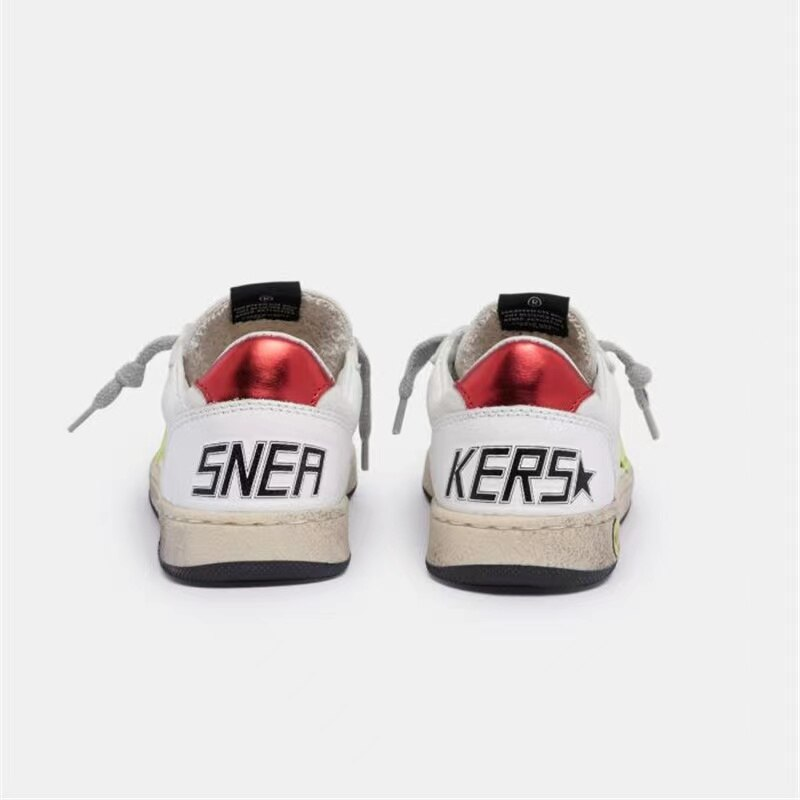 2021 Spring and Summer New Children's Old Low-cut Small Dirty Shoes Boys and Girls Kids Leisure Sports Basketball Shoes CS205 enlarge