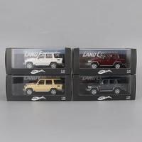 rare collection toyota 143 land cruiser van 30th anniversary hrn model resin car