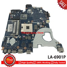 For Acer 5750 5750G MBR9702003 HM65 Mainboard P5WE0 3GMFQ LA-6901P Laptop Motherboard