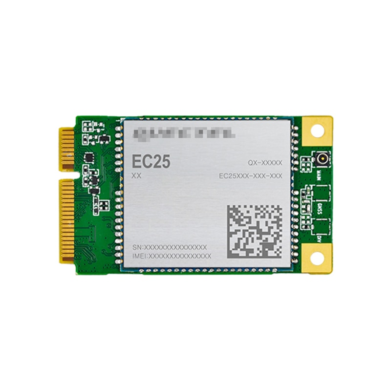 Ec25 EC25-AUGC EC25AUGC-128-SGNS minipcie lte cat4 módulo b1/b2/b3/b4/b5/b7/b8/b28/b40 américa latina/austrália/nova zelândia
