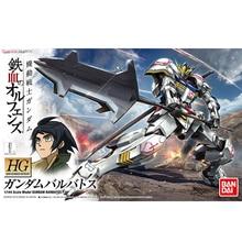 Original Bandai HG IBO 001 Eisen Blut Waisen Barbatos Gundam Montage Action Figureals Brinquedos Modell Puppen