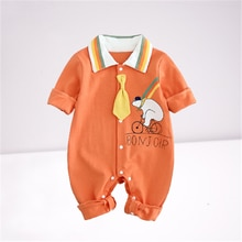 0-2-year-old Baby Clothes, Long-sleeved Baby Jumpsuits, Clothes and Children's Clothes