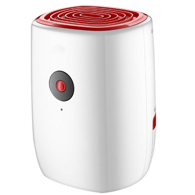 Deshumidificador eléctrico caliente Mini secador de aire portátil absorbente de humedad deshumidificador de gabinete de bajo ruido para el dormitorio del hogar de