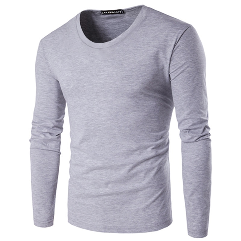 third impact imminent religion tops shirts for men unique t shirts fashionable ajax new round neck sweatshirts ireland sleeve URSPORTTECH T shirt Men Big Size Long Sleeve O-neck Solid Cotton Full Sleeve T shirt Men Casual Shirts For Men Fitness Tops Tees