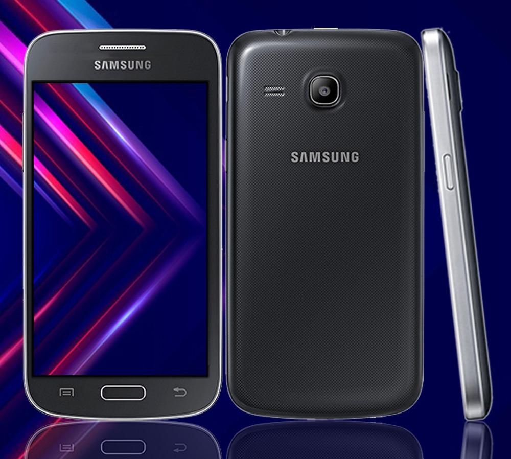 هواتف سامسونج جالاكسي الذكية شبه الجديدة أندرويد غير مقفلة مستعملة 4GB ROM 2G/3G الهواتف المحمولة المزدوجة سيم الهواتف المحمولة رخيصة