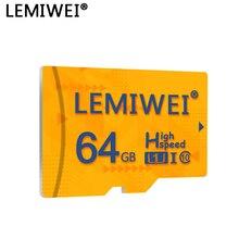 Lemiwei High Quality TF Card 8GB 16GB 64GB Class 10 Micro SD Card Waterproof 32GB Flash Memory Cards