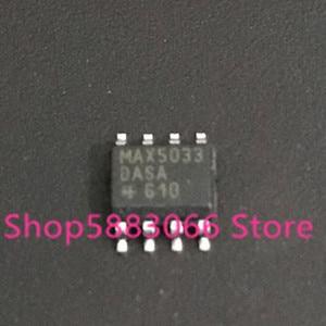 5pcs   MAX5033DASA MAX5033  sop8