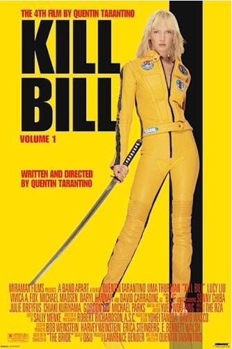 matar-a-bill-pelicula-de-tarantino-de-cartel-para-pared-decorativa-pintura-24x36inch