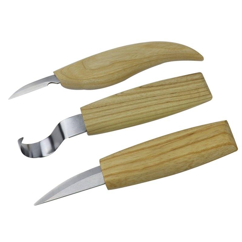 Нож для резьбы по дереву «сделай сам», набор для резьбы по дереву, набор для резьбы по дереву, резец для ручной резьбы, острые ножи