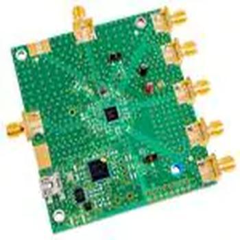 ADRF6701-EVALZ أدوات تطوير الترددات اللاسلكية 1 GHz المغير مع المزج TxMOD