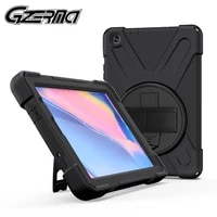 shockproof case for samsung galaxy tab a 8 0 2019 s pen sm p200p205 silicon stand cover for samsung galaxy tab a tablet case
