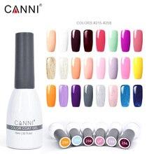 Цветной Гель-лак для ногтей 194-258 CANNI, профессиональный светодиодный маникюрный салон, лампа для ногтей, долговечный блеск, УФ-Гель-лак