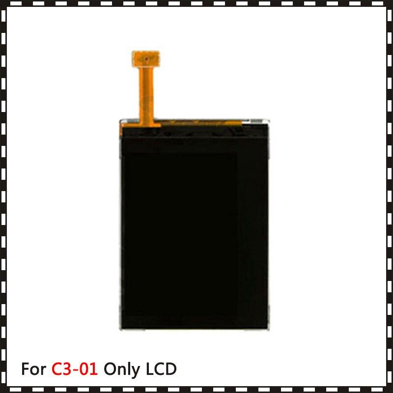Para Nokia X3-02 C3-01 Asha 2060 206 202 2020 203 2030 pantalla Lcd + código de seguimiento